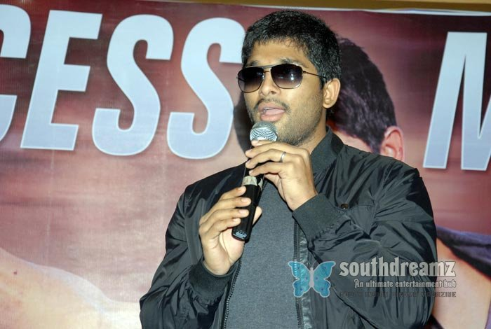 Telugu actor allu arjun exclusive photos 17