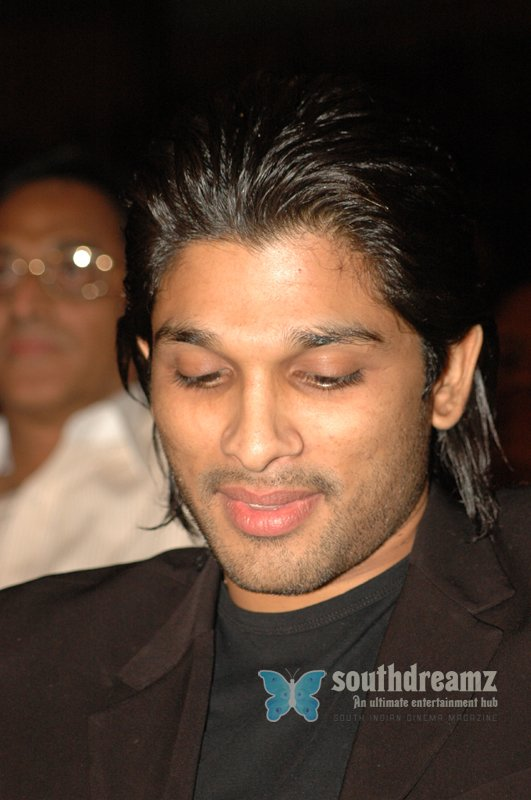Telugu actor allu arjun stills 3