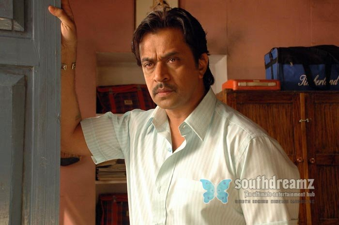 Kannada actor arjun exclusive pictures 2