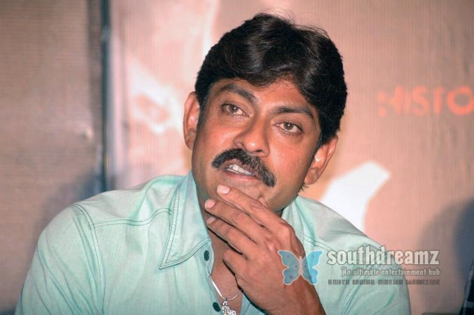 Telugu actor jagapathi babu stills 24
