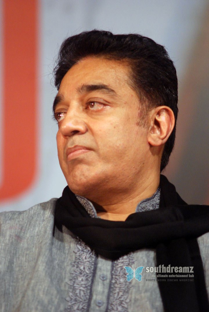 Indian actor kamal hassan latest stills 8
