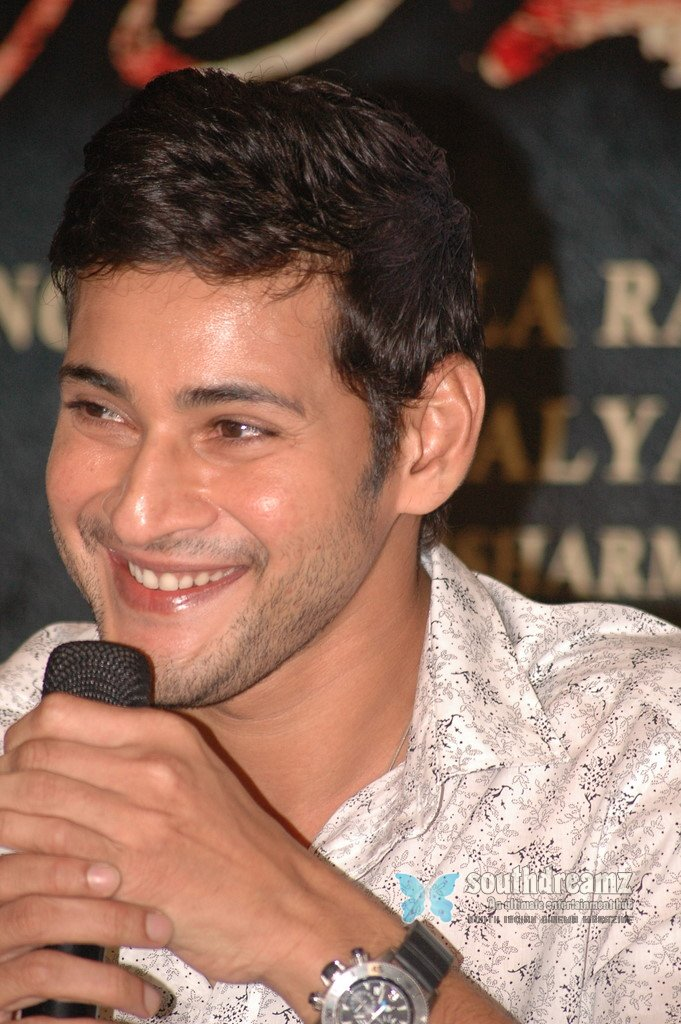 Telugu actor mahesh babu stills 114