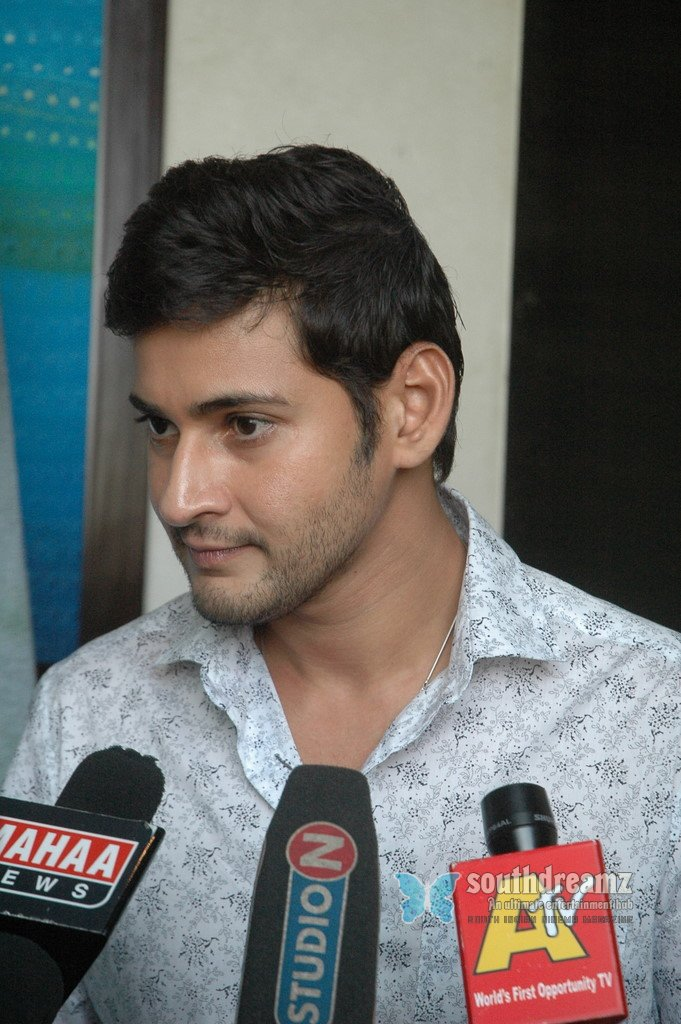 Telugu actor mahesh babu stills 136