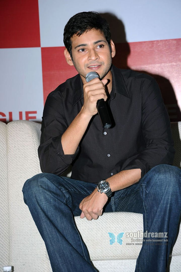Telugu actor mahesh babu stills 109