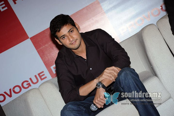 Telugu actor mahesh babu stills 170