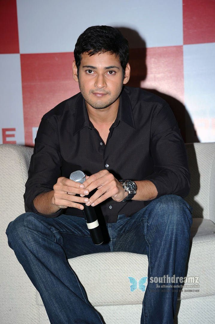 Telugu actor mahesh babu stills 189