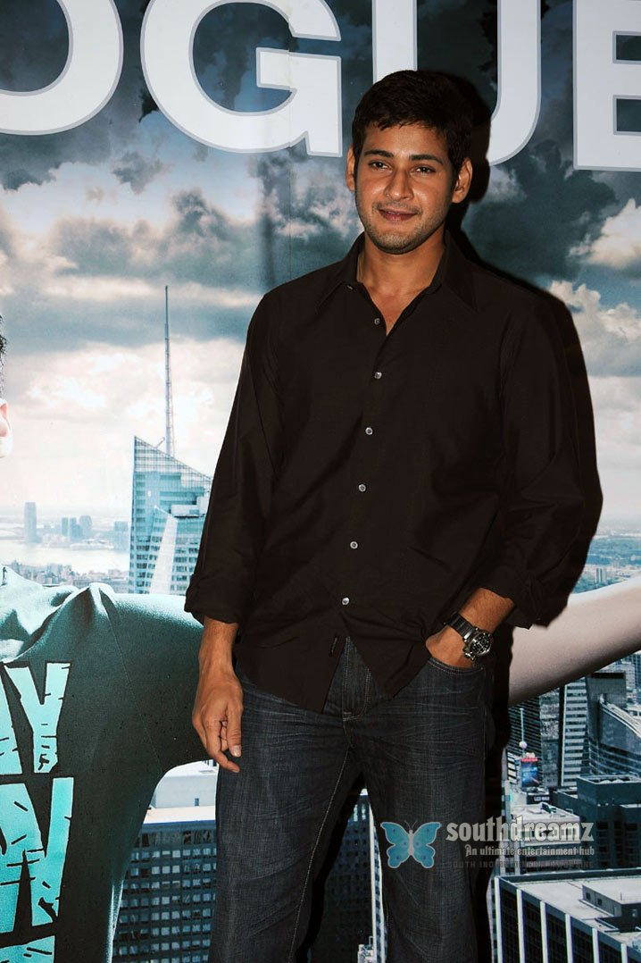 Telugu actor mahesh babu stills 252