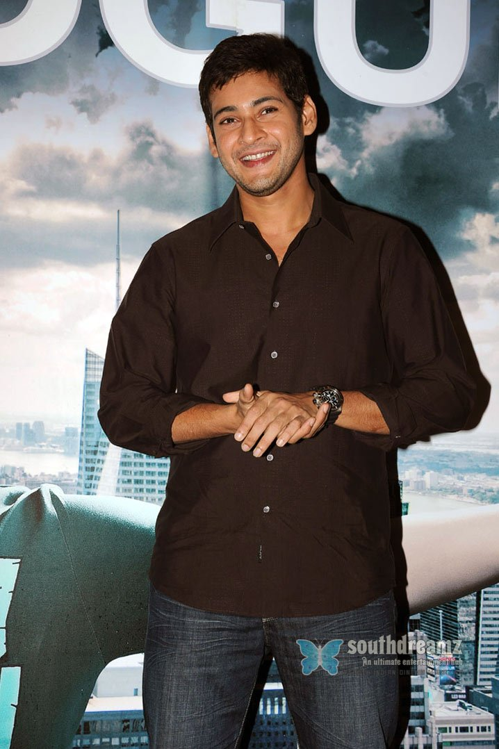 Telugu actor mahesh babu stills 256