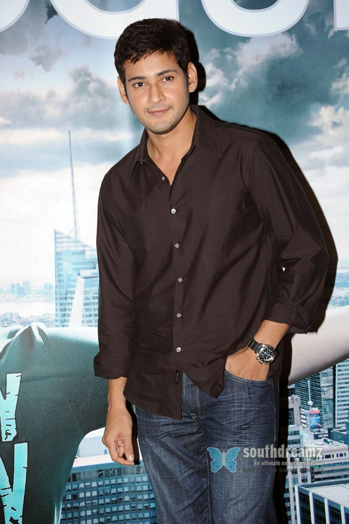 Telugu actor mahesh babu stills 267