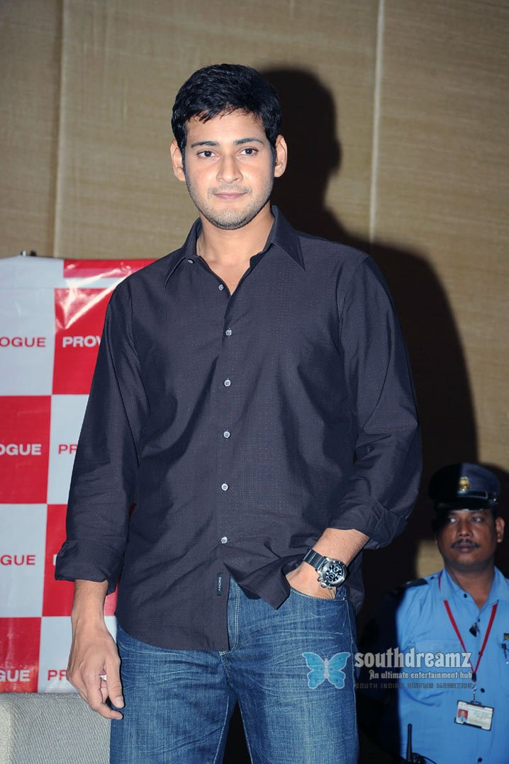 Telugu actor mahesh babu stills 43