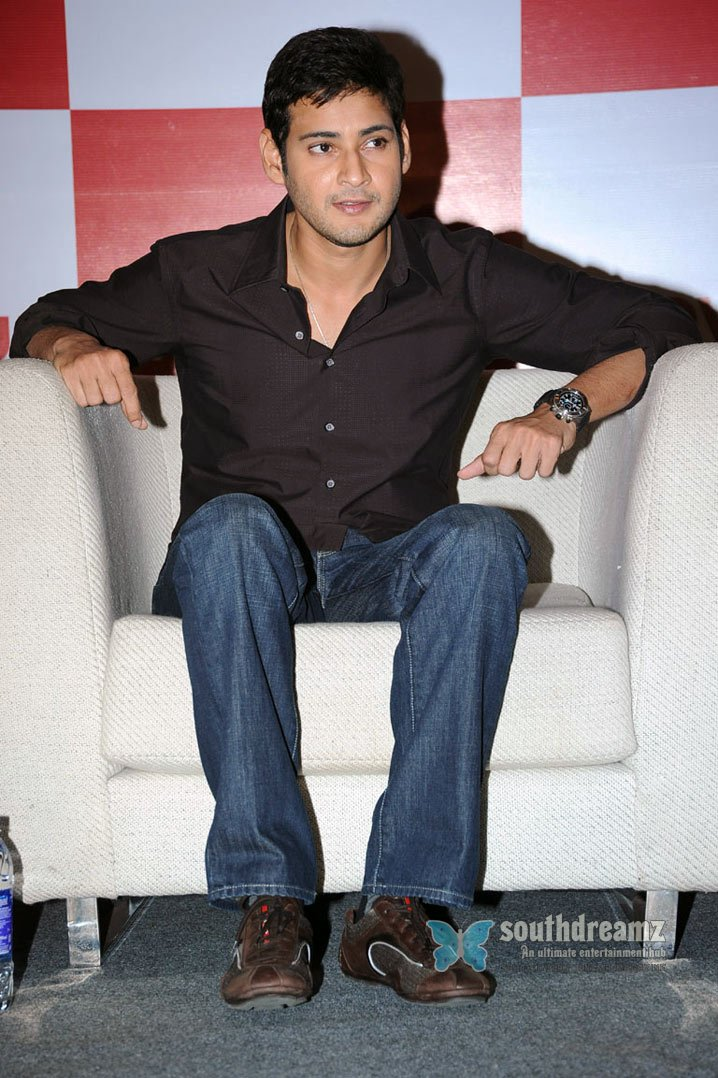 Telugu actor mahesh babu stills 48