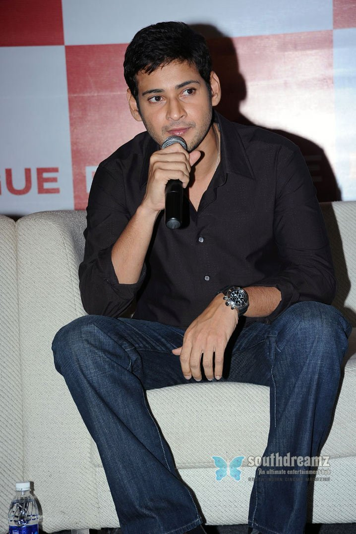 Telugu actor mahesh babu stills 95