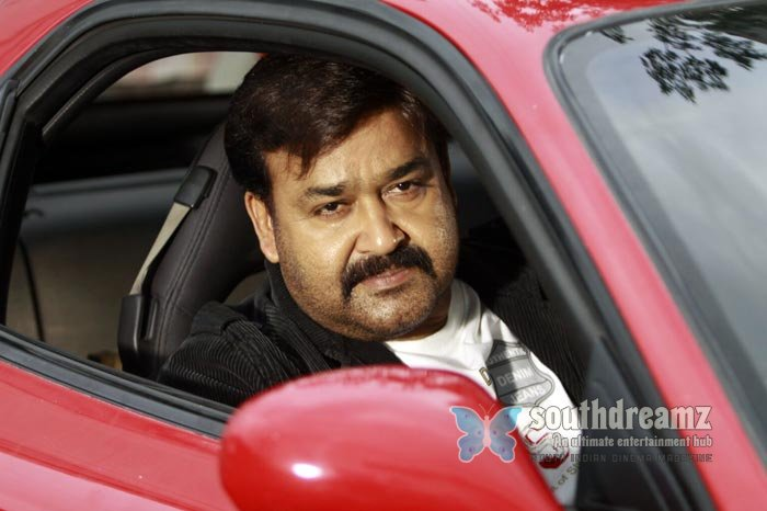 Malayalam actor mohan lal exclusive stills 1