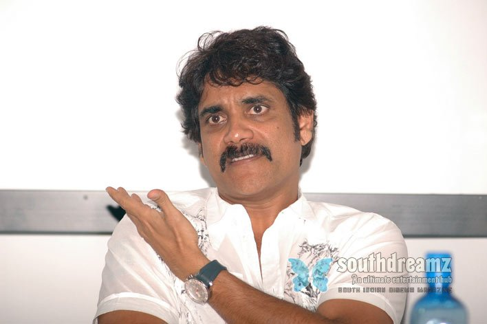 Telugu actor nagarjuna stills 62