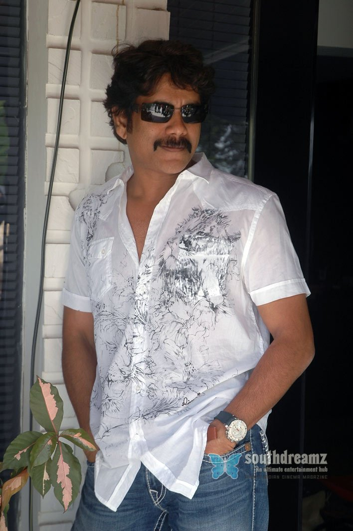 Telugu actor nagarjuna stills 89
