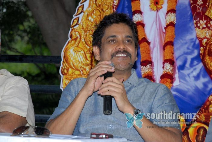 Telugu actor nagarjuna exclusive photos 20