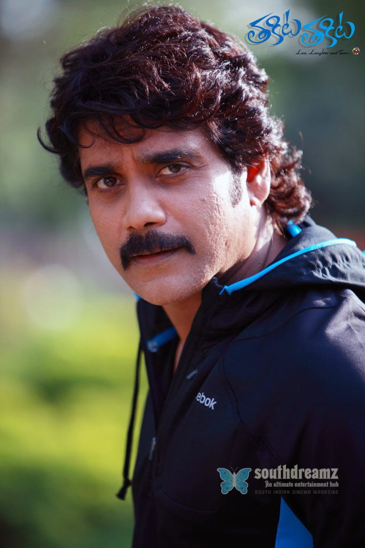 Telugu actor nagarjuna stills 15