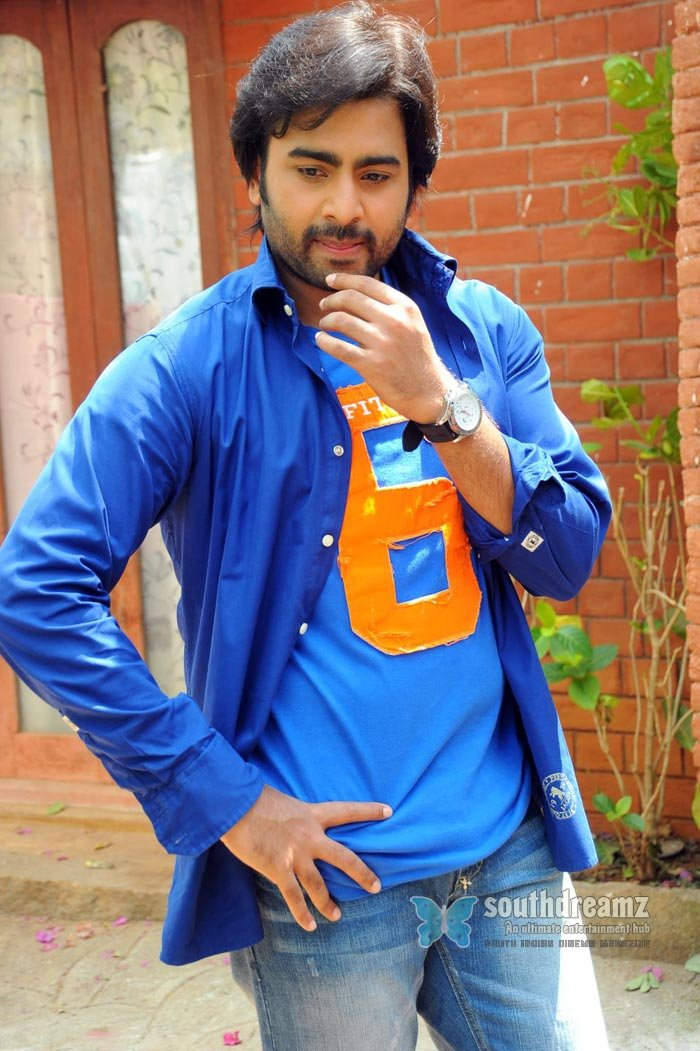 Telugu actor nara rohit exclusive photos 4