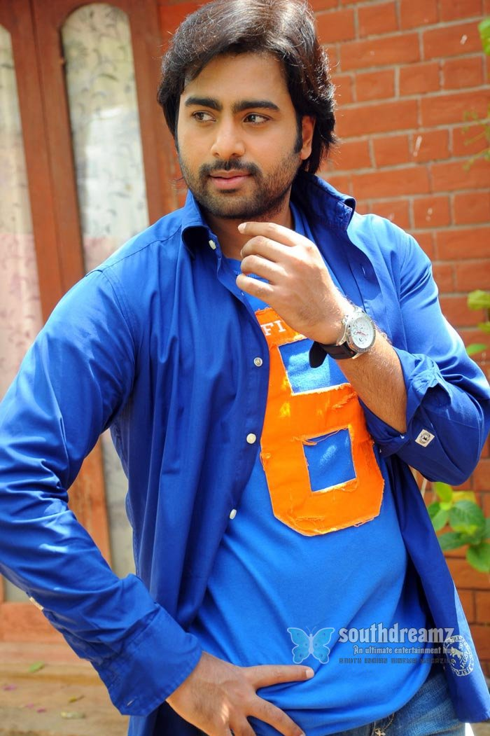Telugu actor nara rohit exclusive photos 6