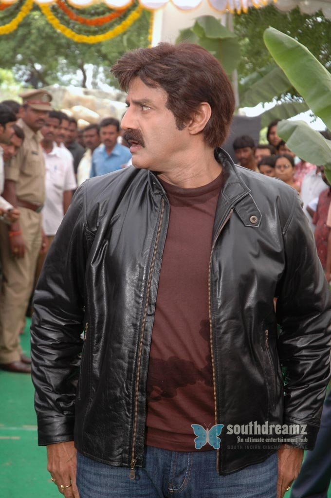 Telugu actor nandamuri stills 42