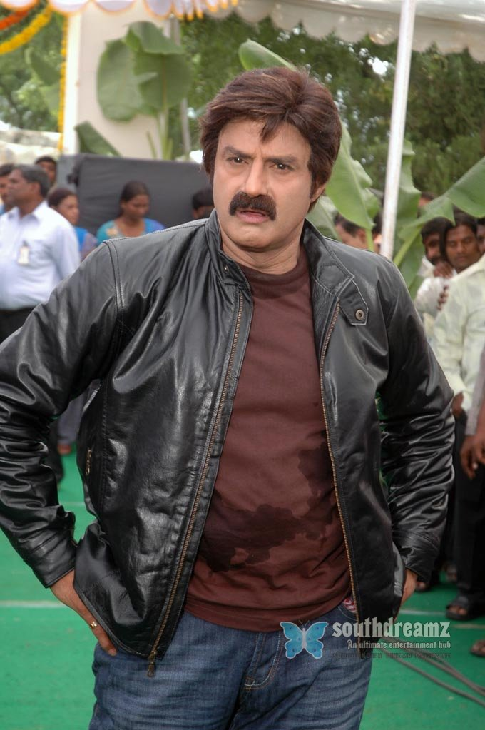 Telugu actor nandamuri stills 44