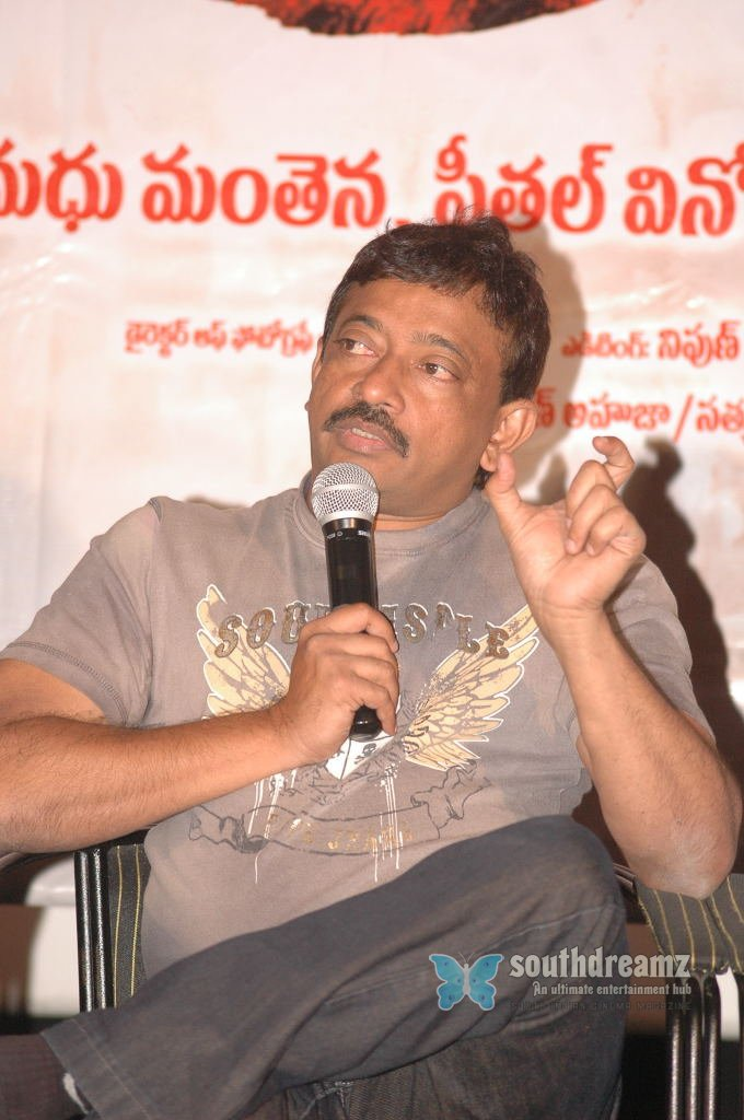 Bollywood director ram gopal varma stills 15