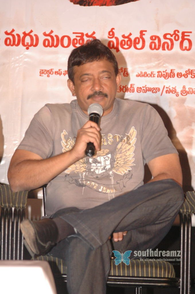 Bollywood director ram gopal varma stills 5