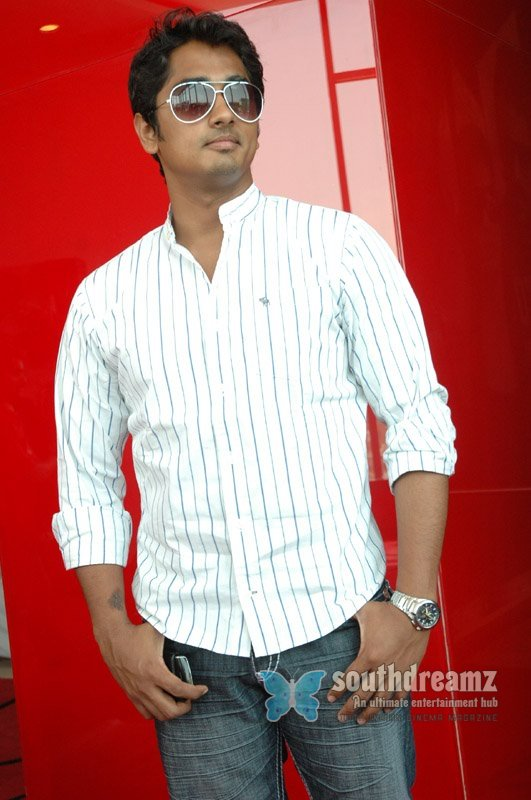 Actor siddharth stills 21