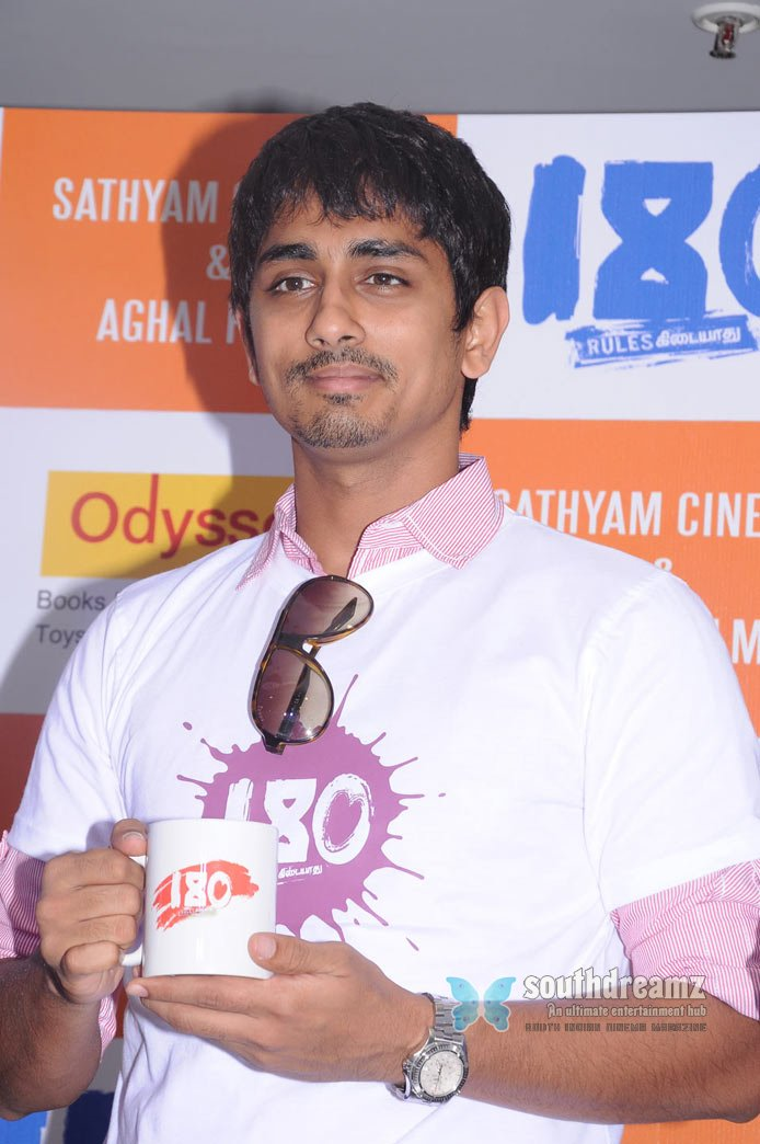 Tamil actor siddharth stills 7