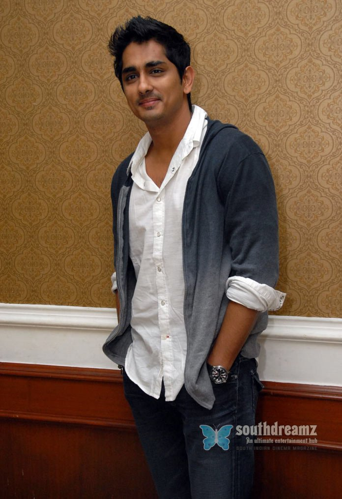 Telugu actor siddharth stills 20