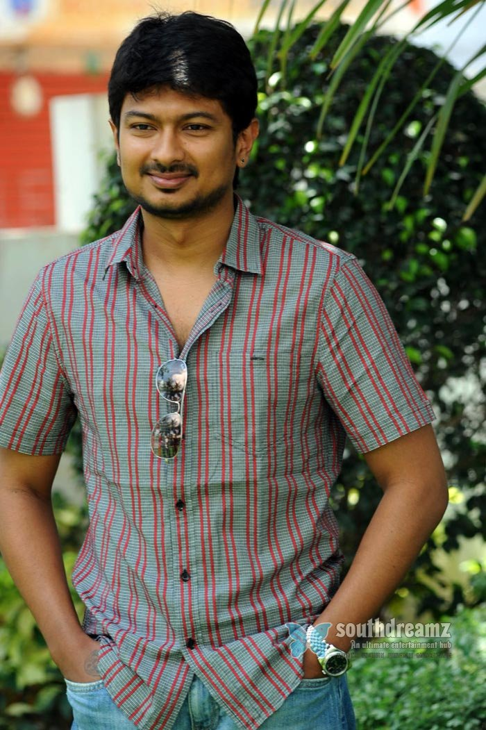 Tamil actor udhayanidhi stalin exclusive photos 36