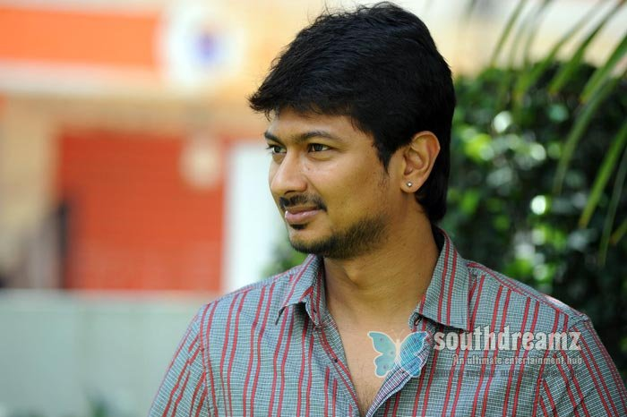 Tamil actor udhayanidhi stalin exclusive photos 37
