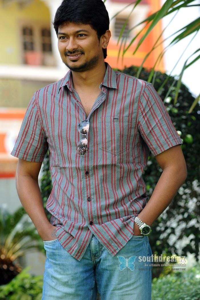 Tamil actor udhayanidhi stalin exclusive photos 38