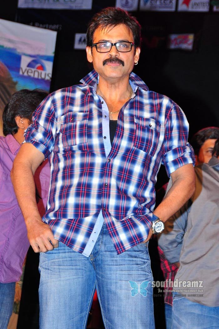 Telugu actor venkatesh exclusive photos 1