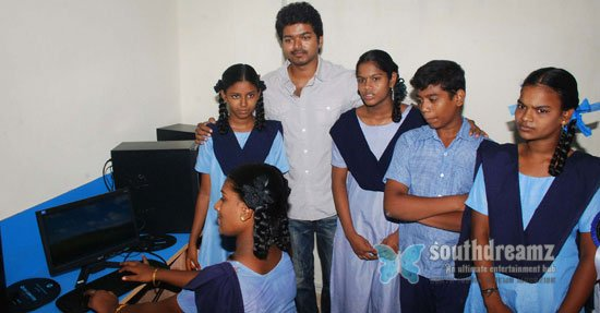 Actor vijay stills 4