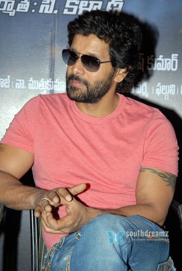 Tamil actor vikram exclusive photos 44
