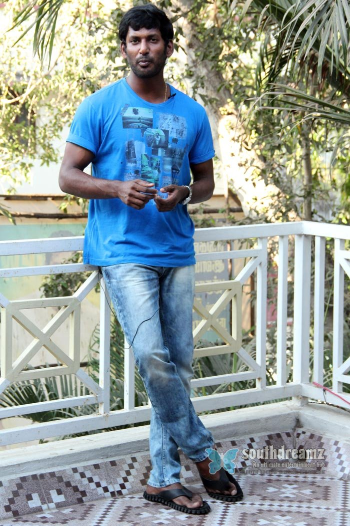 Tamil actor vishal exclusive photos 27