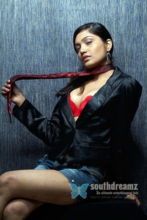 Tamil model actress anamika hot stills 8