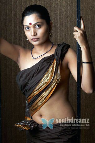 Hot model actress anamika stylish stills 26