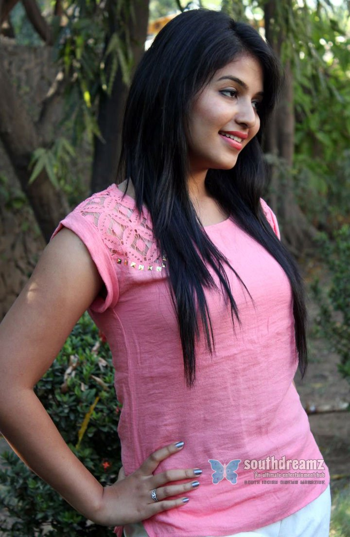 Tamil actress anjali hot photo shoot 5