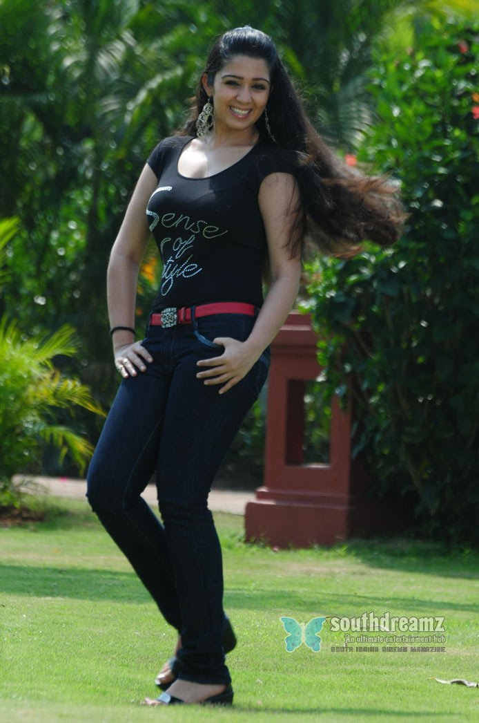 Telugu actress charmi hot masala stills 2