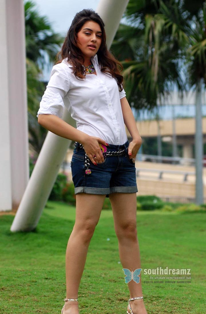 Hot actress hansika masala stills 20