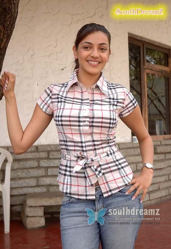 Young actress kajal stills 66