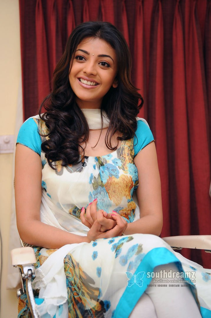 Telugu actress kajal agarwal hot glamour stills 44