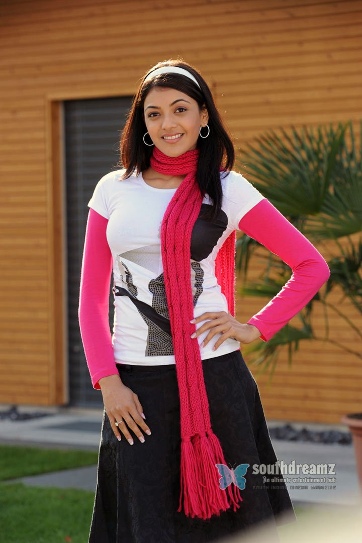 South indian cute actress kajal agarwal pictures 52