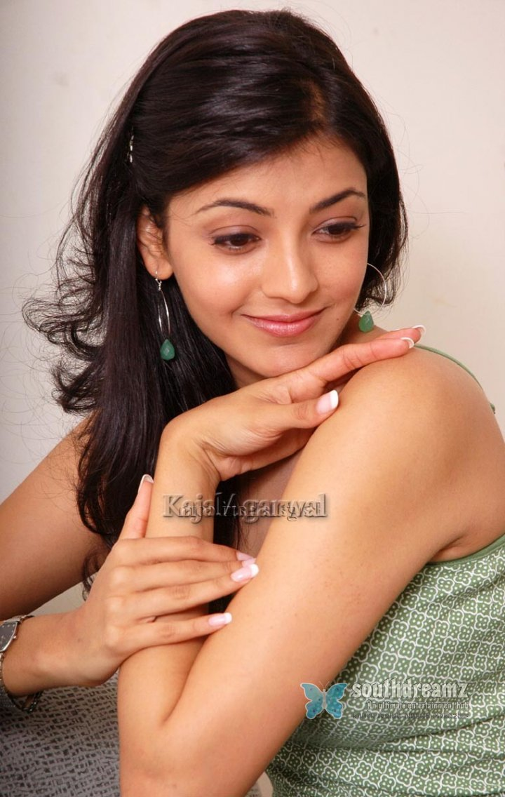 South indian actress kajal agarwal stills 198
