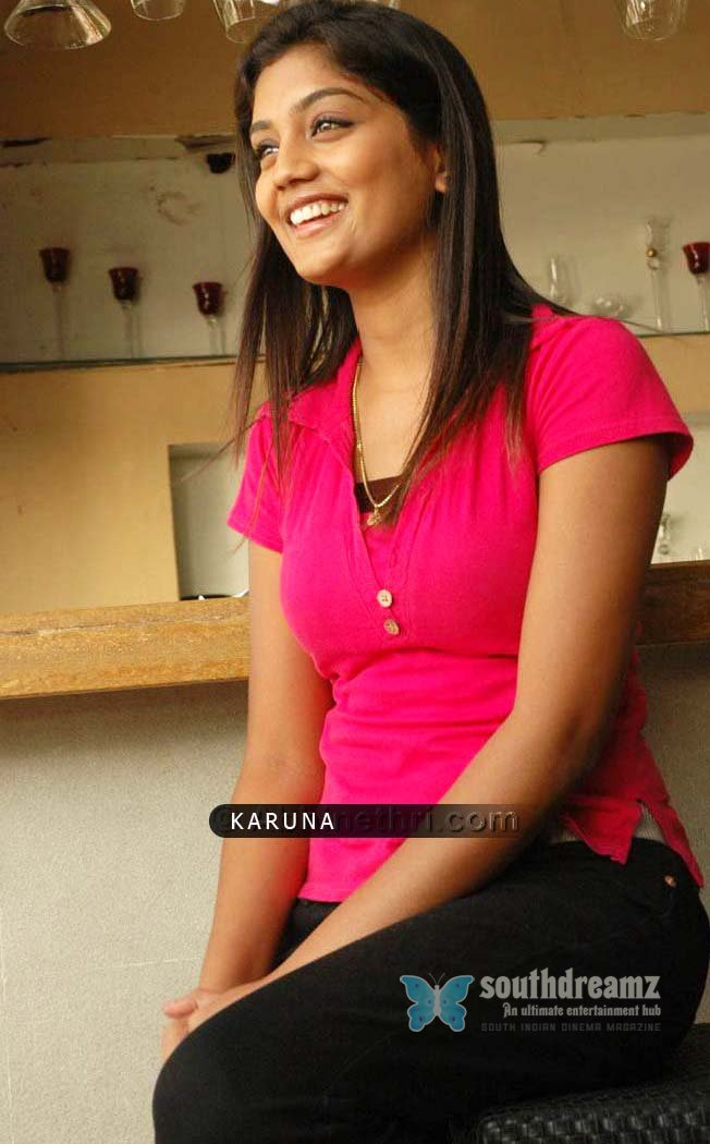 South indian cute actress karuna pictures 43