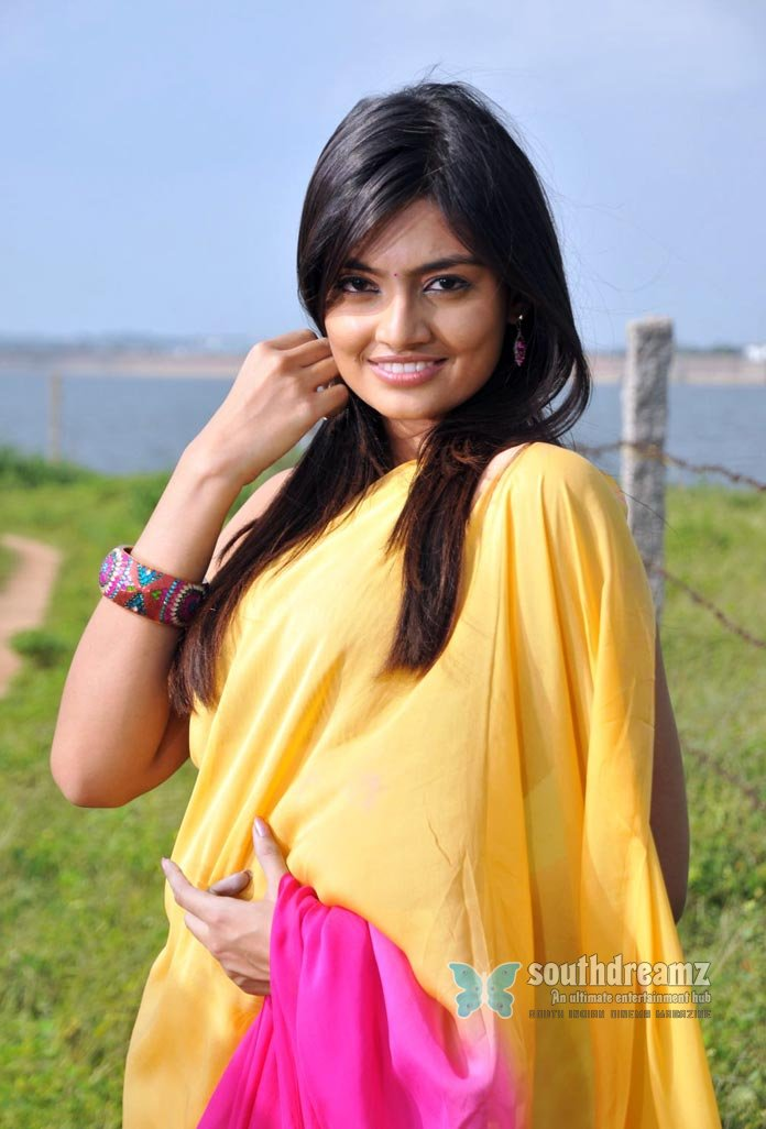 Indian glamour actress nikitha narayan spicy photos 67