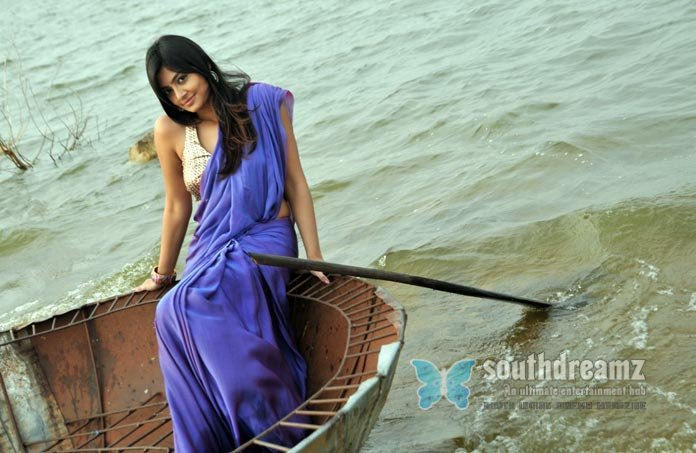 Telugu glamour actress nikitha narayan hot photos 3