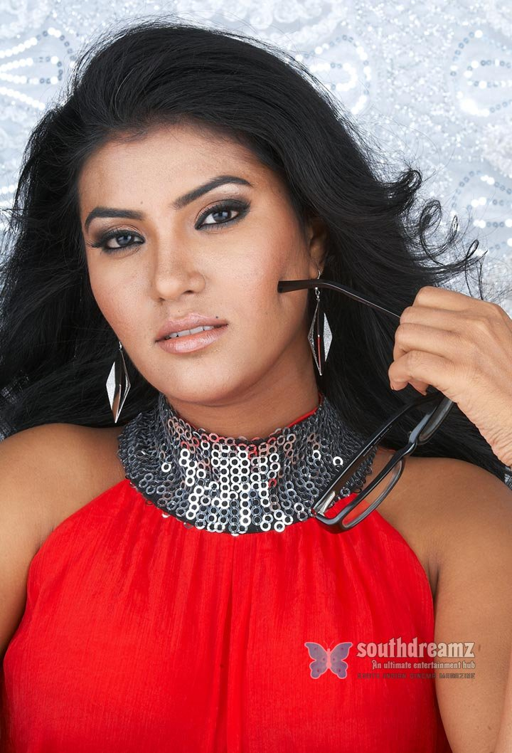 Indian model girl rhythamika stylish photo shoot stills 16